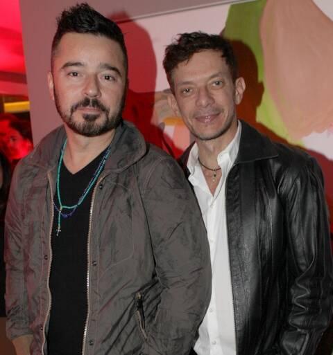 Carlos Tufvesson e André Piva