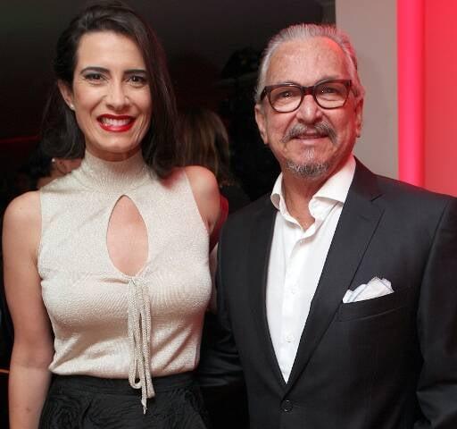 Flávia Manahu e Antenor Barbosa Lima