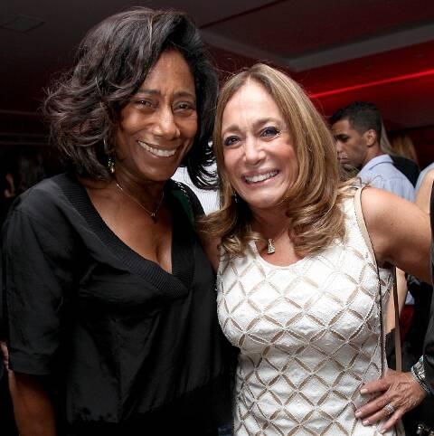 Glória Maria e Susana Vieira