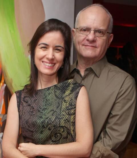 Mariana e Luís Erlanger