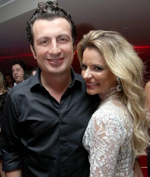 Mark Zammit e Anna Vitória Motta