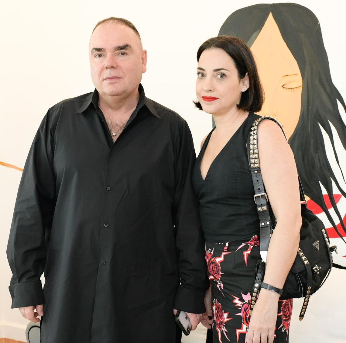 Reinaldo Lourenco e Flávia Lafer /Foto: Lu Prezia