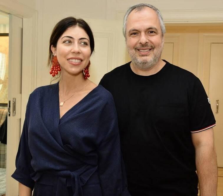 Carol Bassi e Caio Campos  /Foto: Iara Morselli