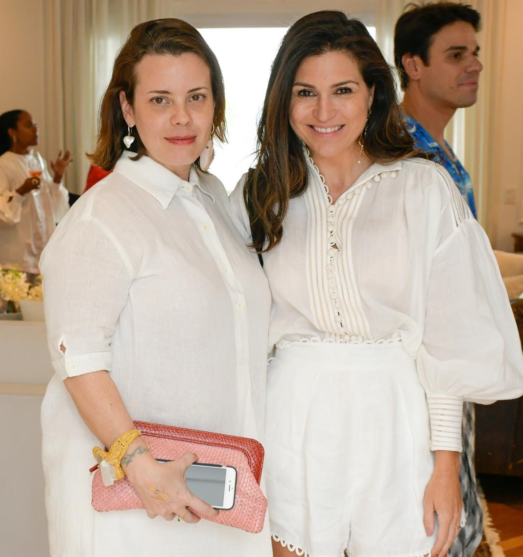 Camila Yahn e Nathalie Klein /Foto: Lu Prezia