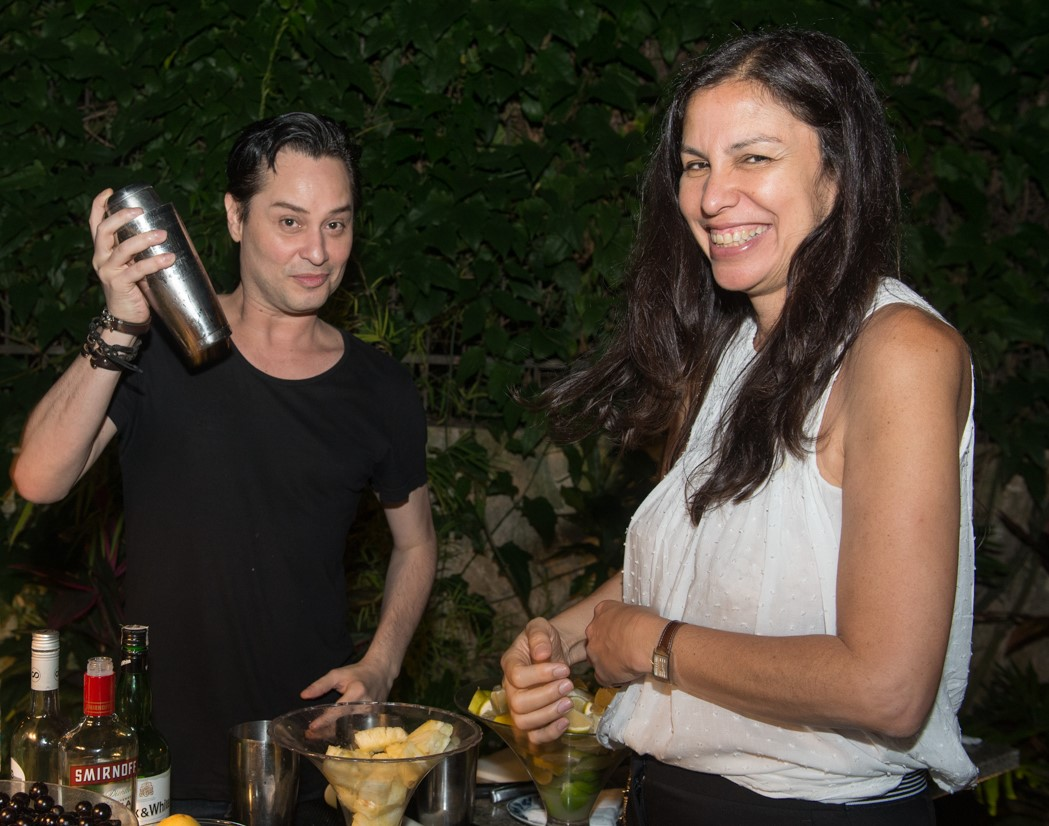 Maurício e Patrícia Branco /Foto: Cristina Lacerda
