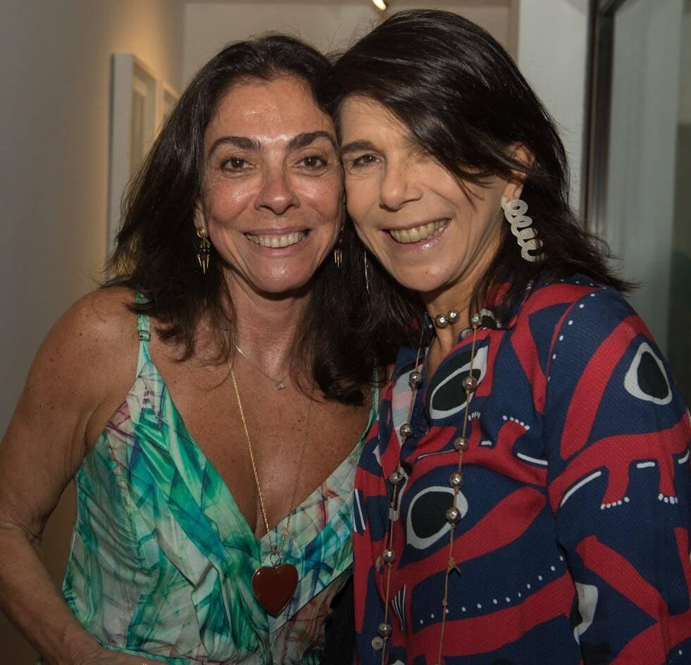 Ana Luiza Rego e Bia rique /Foto: Cristina Lacerda