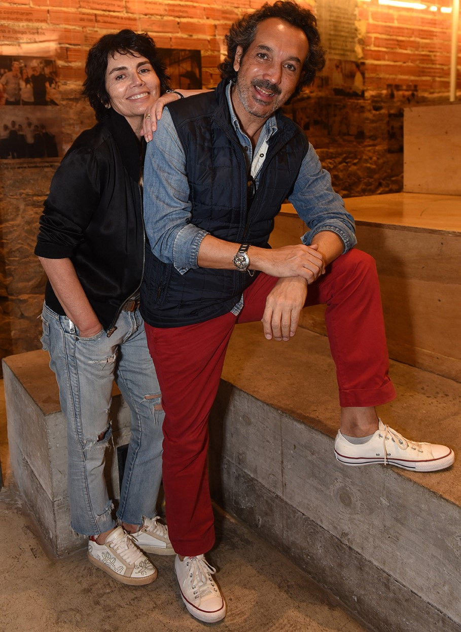 Sandra Arraes e Irajá Carneiro /Foto: Juliana Rezende