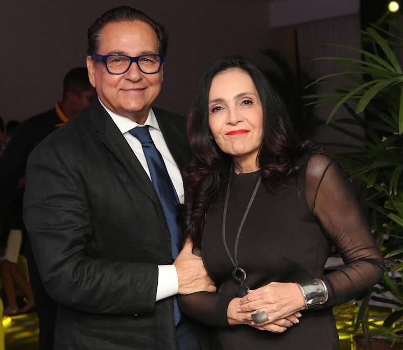 Nestor Rocha e Liliana Rodriguez /Fotos:  Reginaldo Teixeira e Andreson Borde