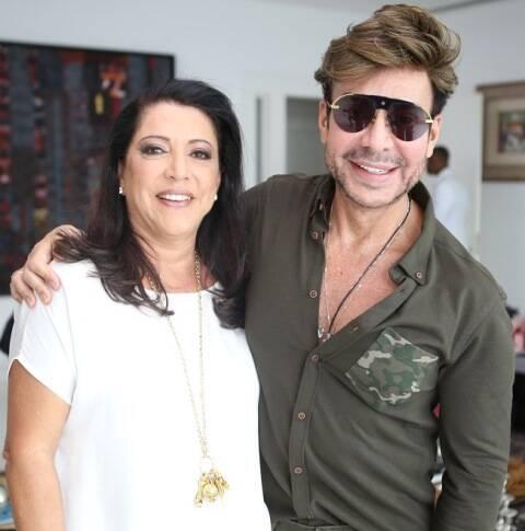 Aurora Mendonça e Carlos Rodeiro