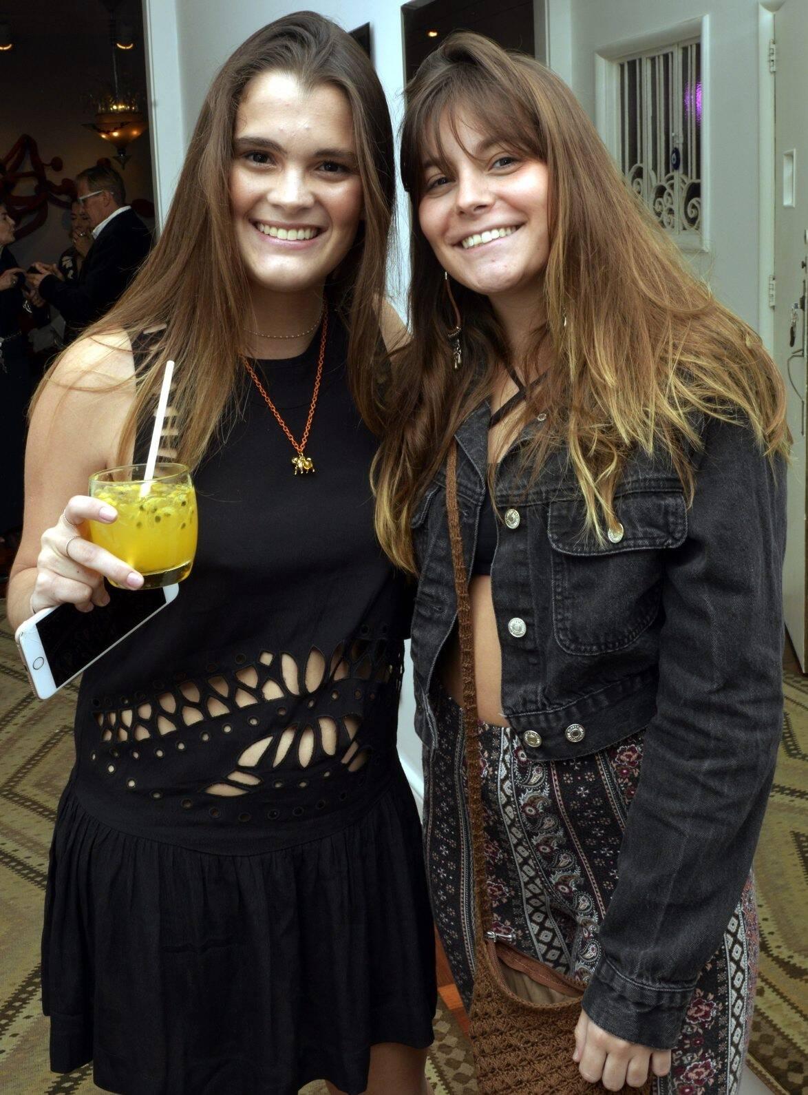 Luiza Midosi e Dora Lima /Foto: Cristina Granato