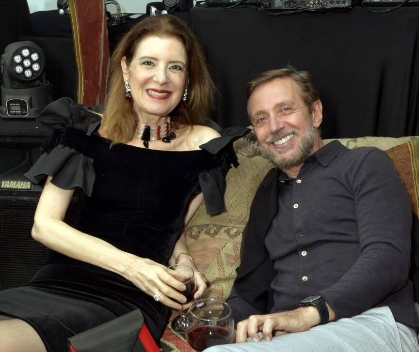 Fernanda Basto e Nando Grabowsky /Foto: Cristina Granato