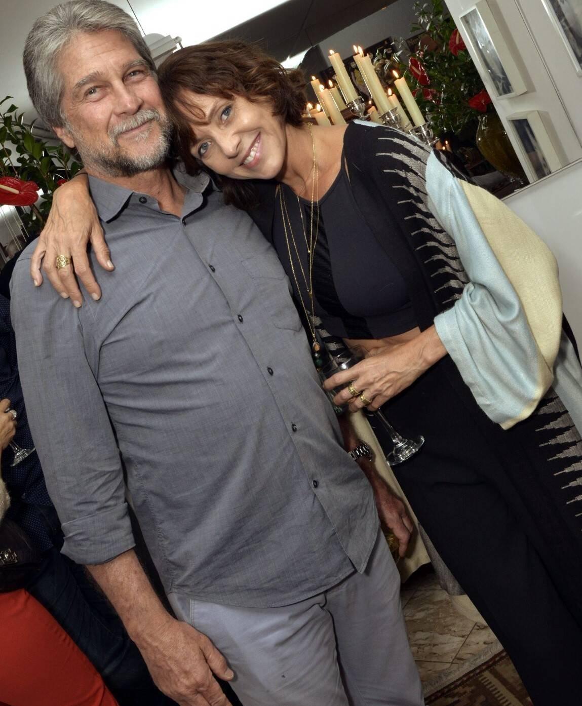João Orleans e Bragança e Claudia Melli /Foto: Cristina Granato