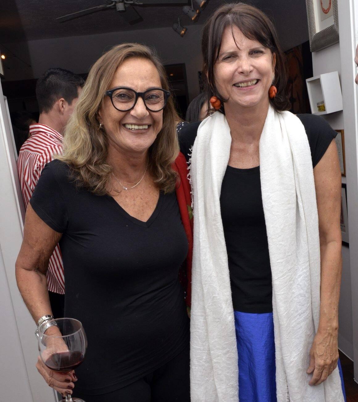 Sonia Tomé e Dulce Quental /Foto: Cristina Granato