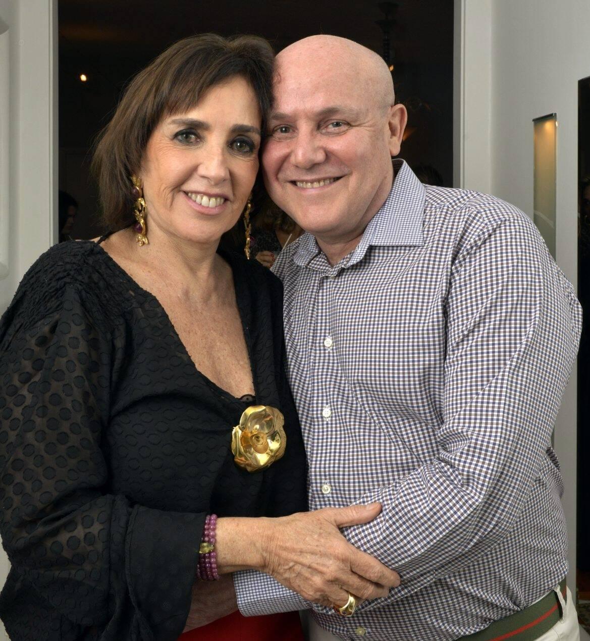 Verra Bocayuva  e Paulo Müller /Foto: Cristina Granato