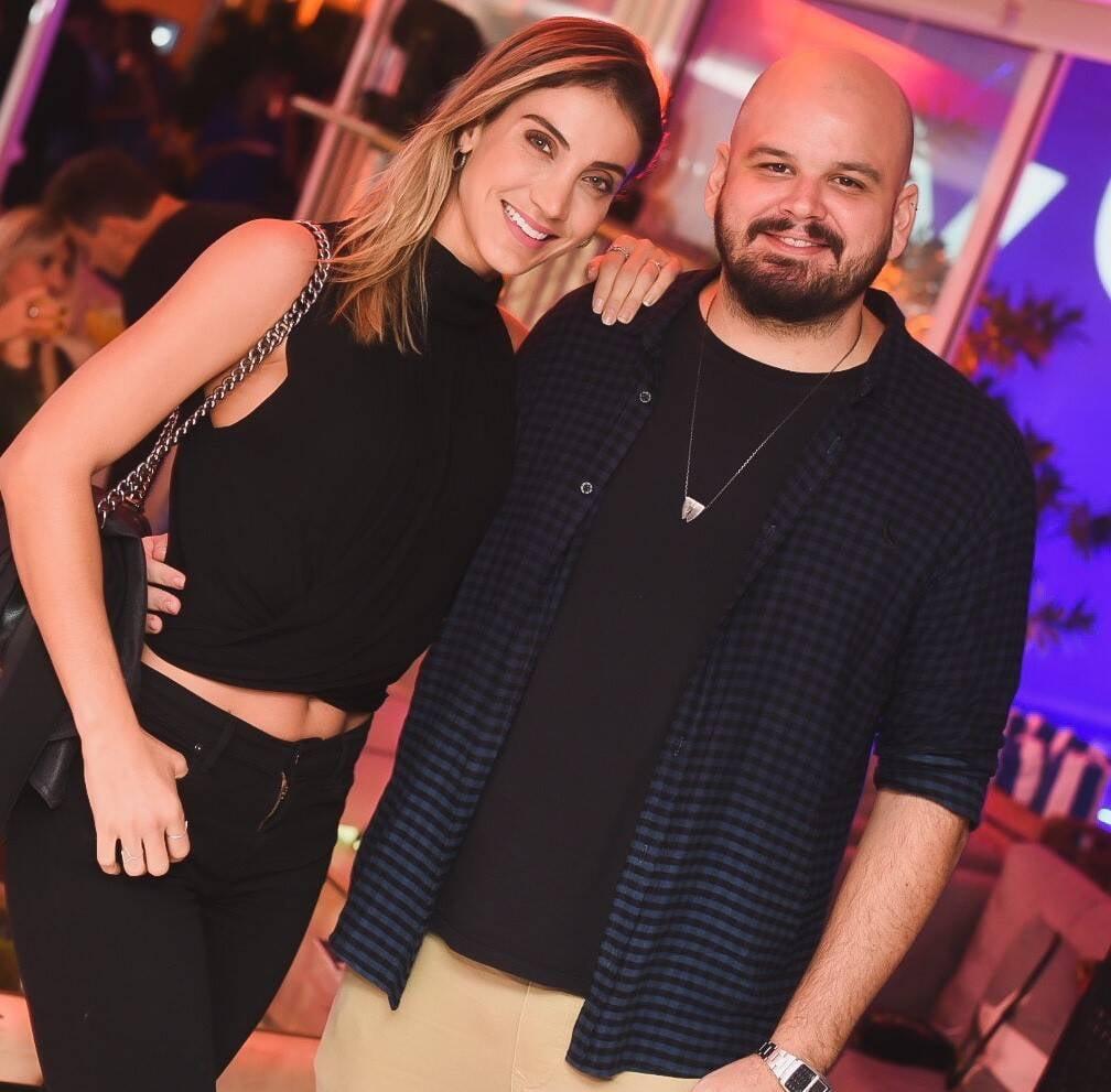 Alessandra Reginato e Gui Barros /Foto: Ari Kaye