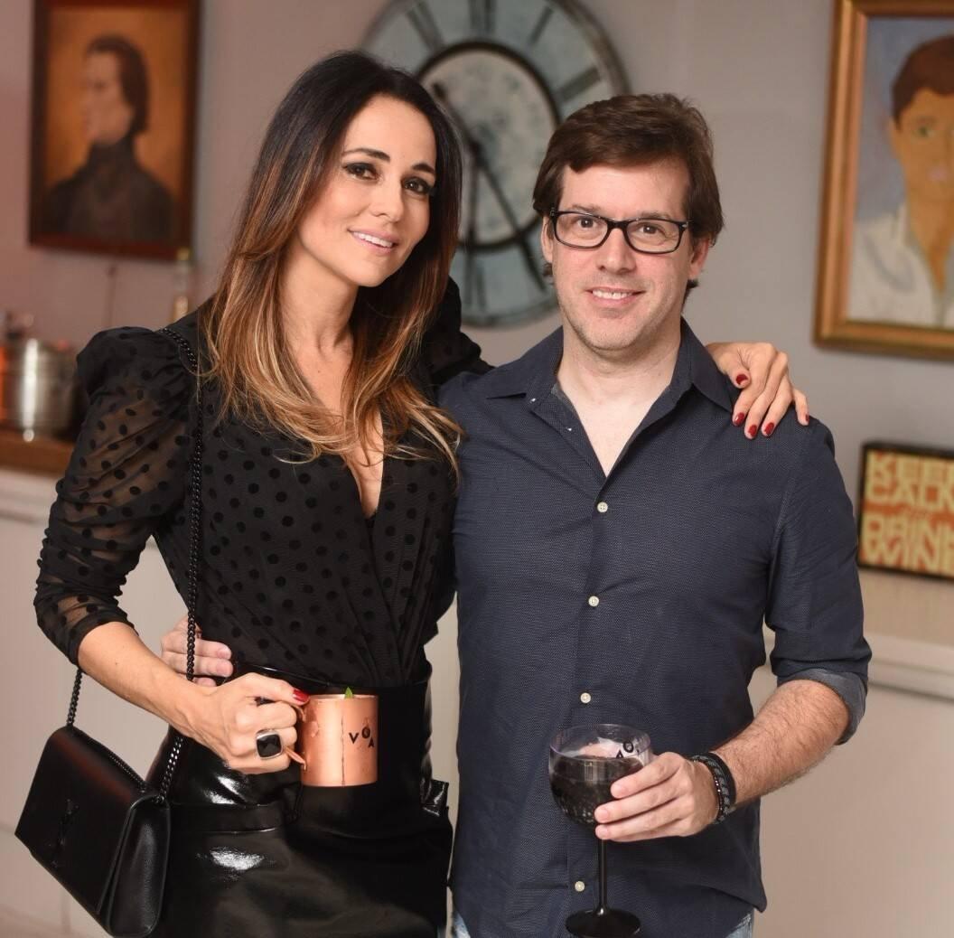 Maria Clara Boavista e Bruno Klabin /Foto: Ari Kaye