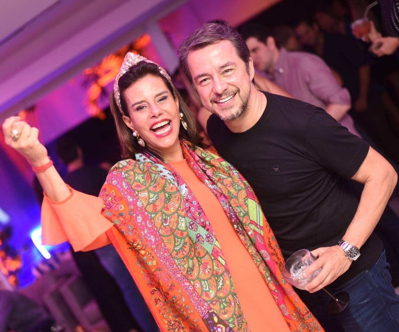 Narcisa Tamborindeguy e Carlos Vieira /Foto: Ari Kaye