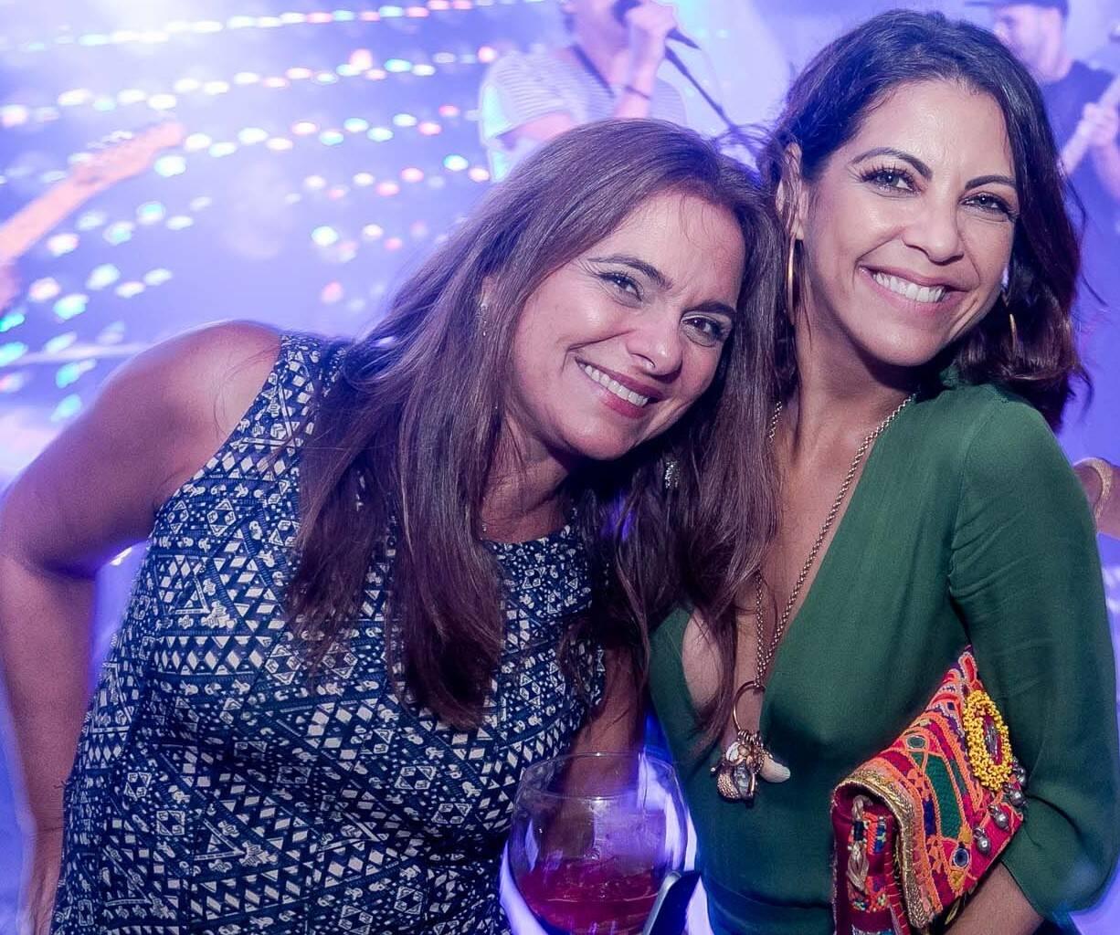Renata Cabral e Thalita Rebouças  /Foto: Miguel Sá