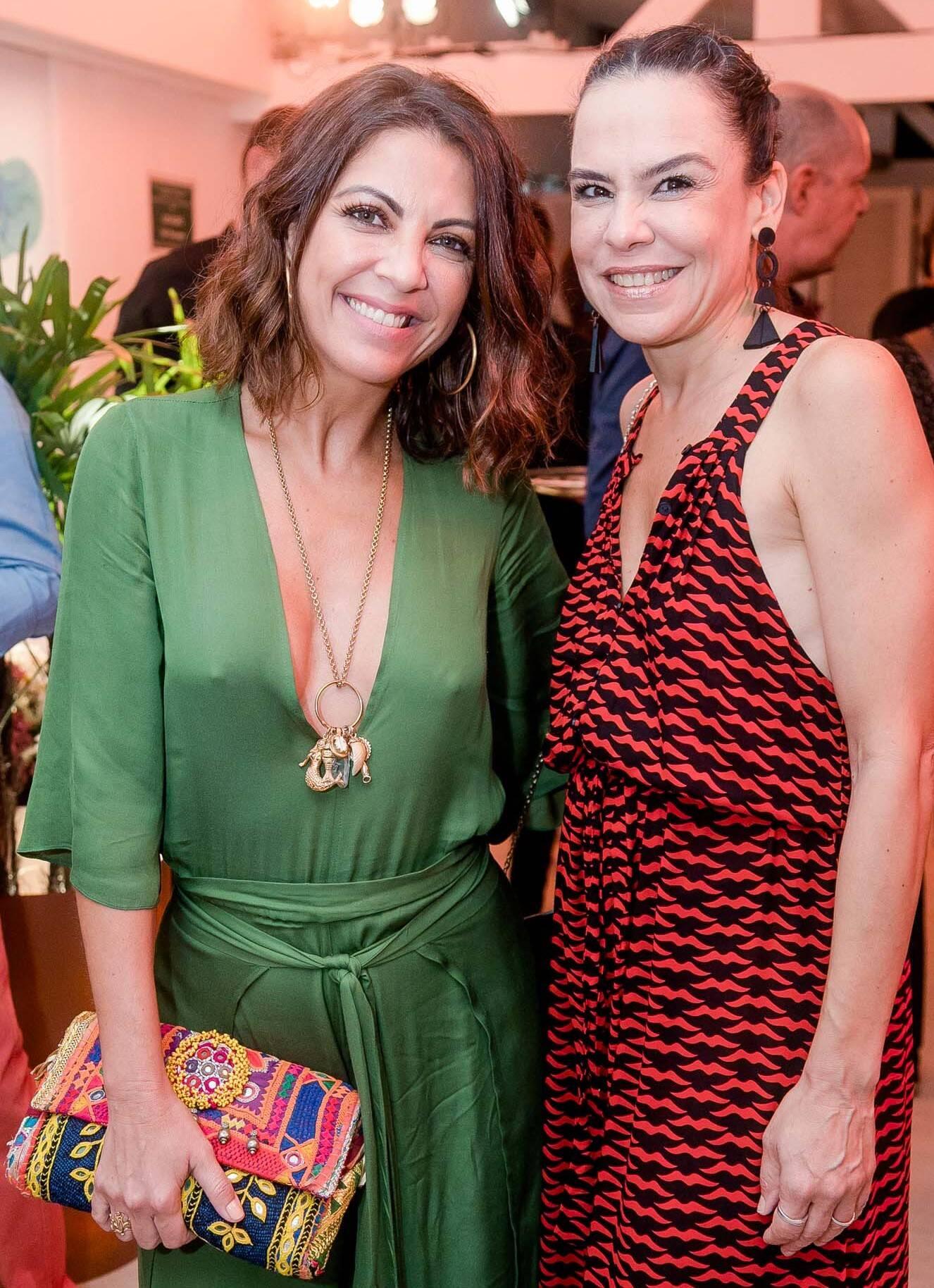 Thalita Rebouças e  Roberta Senna  /Foto: Miguel Sá