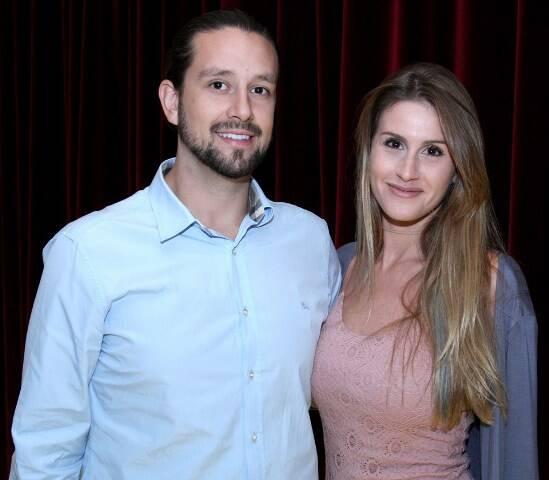 Jonathan Nadin e Sabrina Cantieri