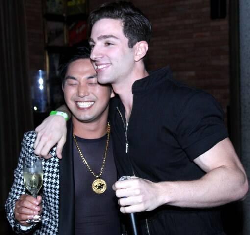 Felipe Ishihama e Yan