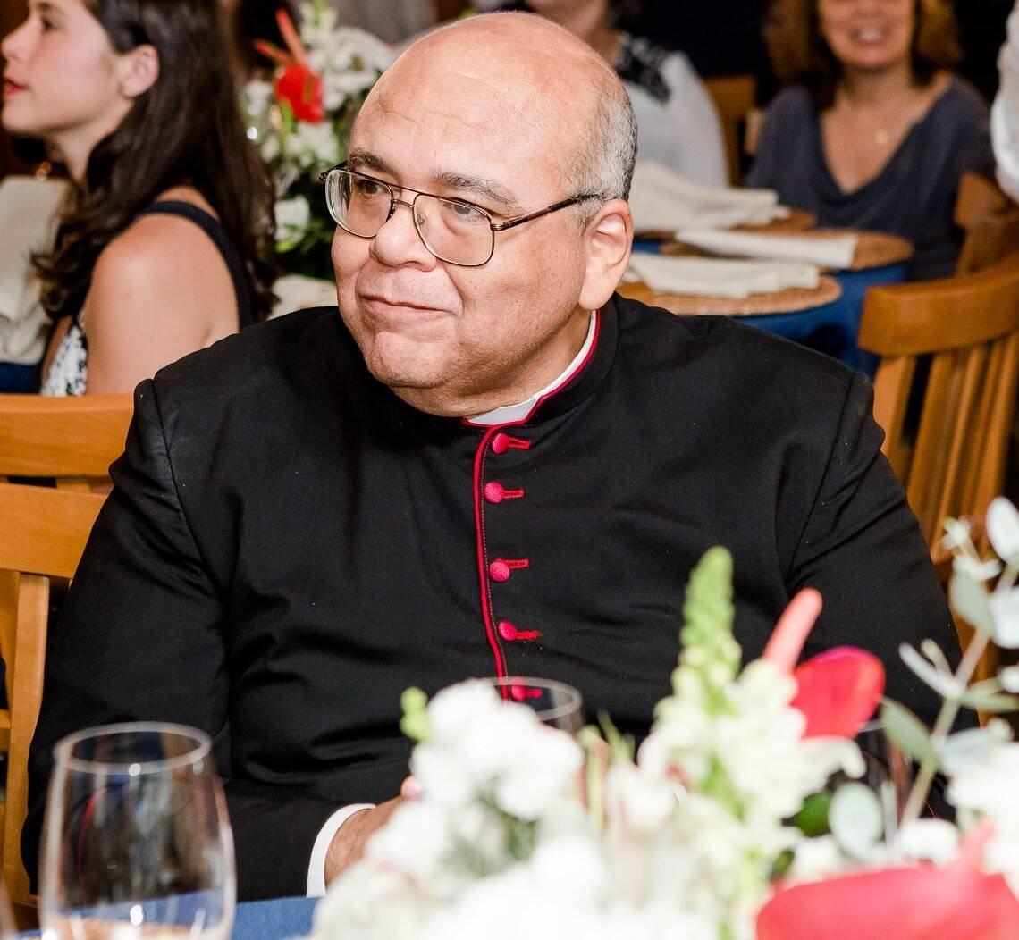 Padre Jorjão /Foto: Bruno Ryfer