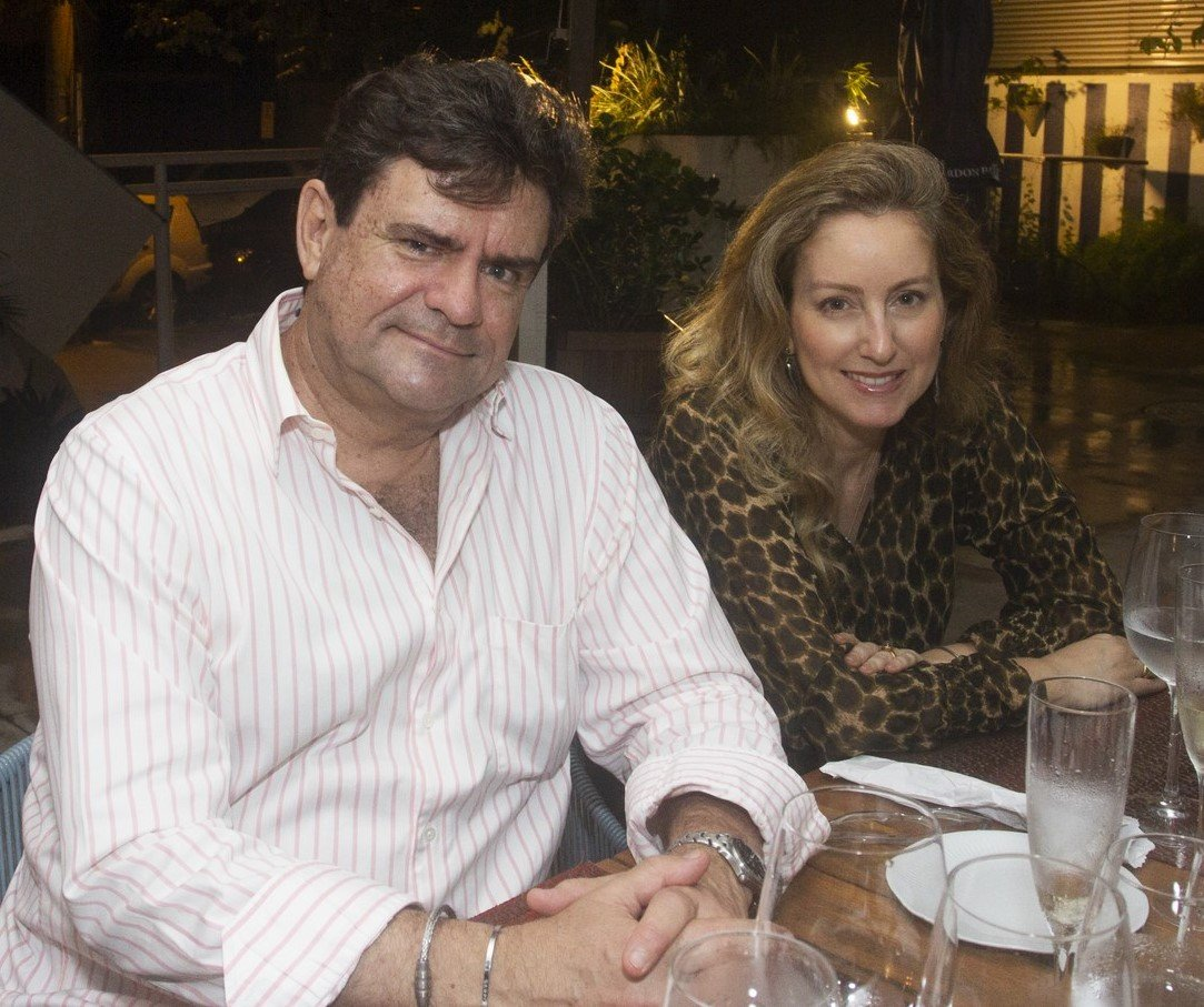 Letícia e Roberto Hirth /Foto: Vera Donato