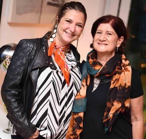Sylvia Braconnot e Mara Fonseca
