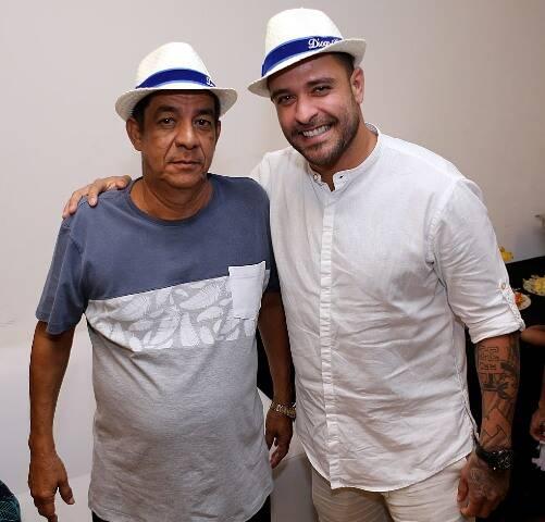 Zeca e Diogo Nogueira