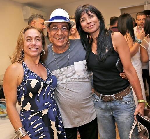 Cissa Guimarães, Zeca e Anna Lima