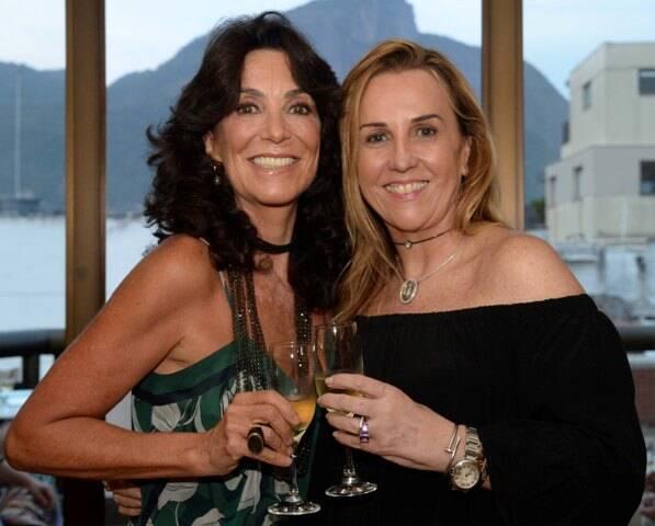 Isabela Lage e Lucinha Araújo