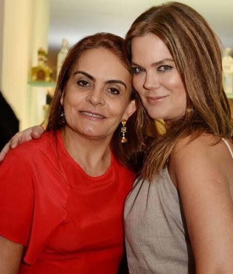 Lizanka Marinheiro e Flávia Curvello