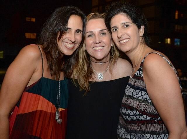 Lucca Malta, Lucinha Amorim e Luciana Sève