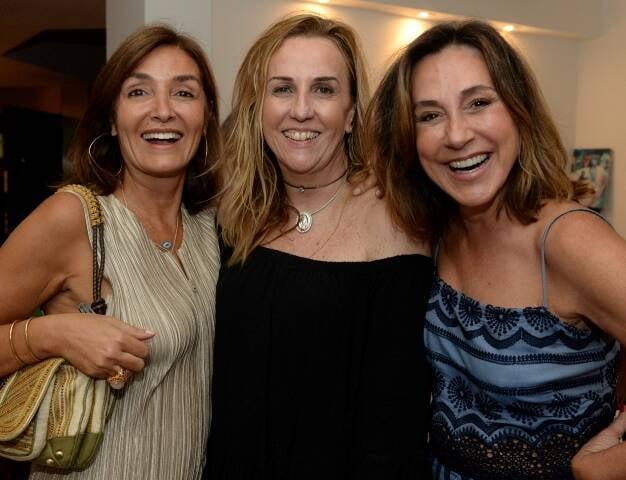 Lucia Guanabara, Lucinha Amorim e Mabity Pereira da Silva