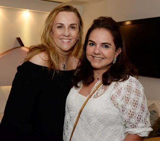 Lucinha Amorim e Amelinha Azevedo