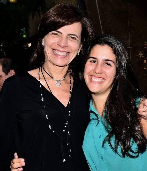 Teresa de Andrade e Stella Marinho