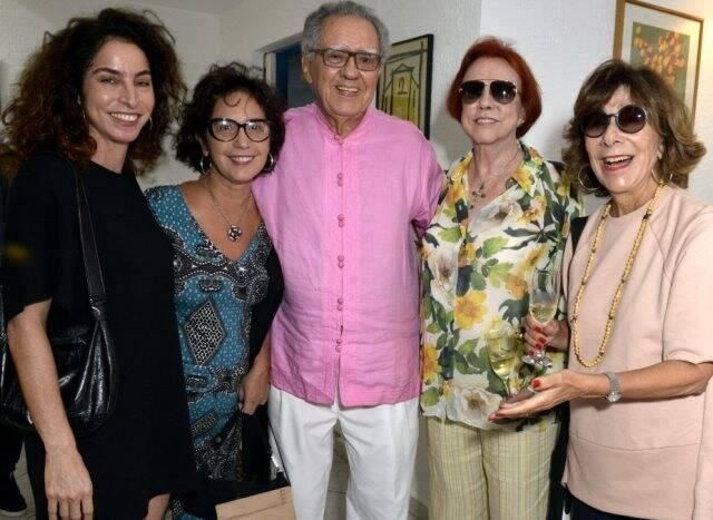Rosane Svartman, Clélia Bessa, Barretão e Vera de Paula