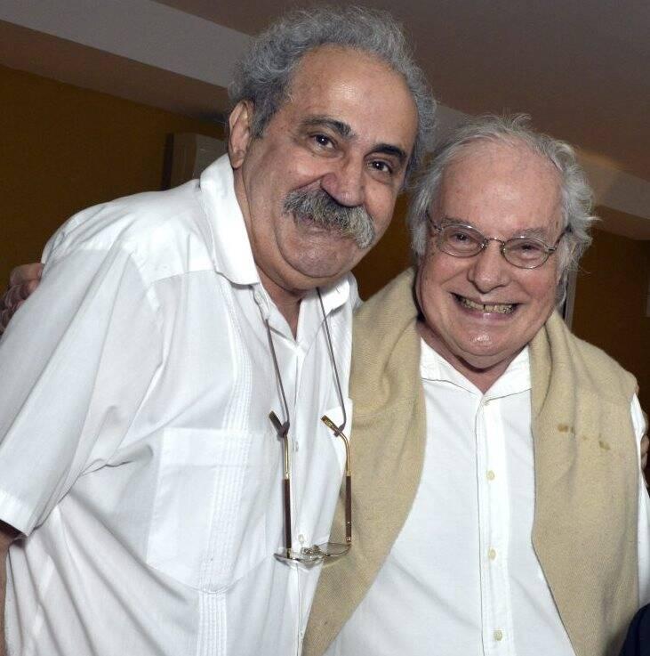 Ancelmo Gois e Francis Hime