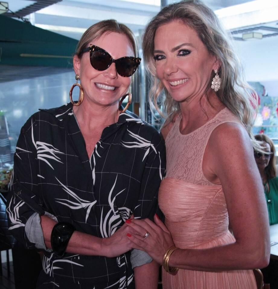Nina Kauffmann e Marcia Verissimo /Foto: Vera Donato