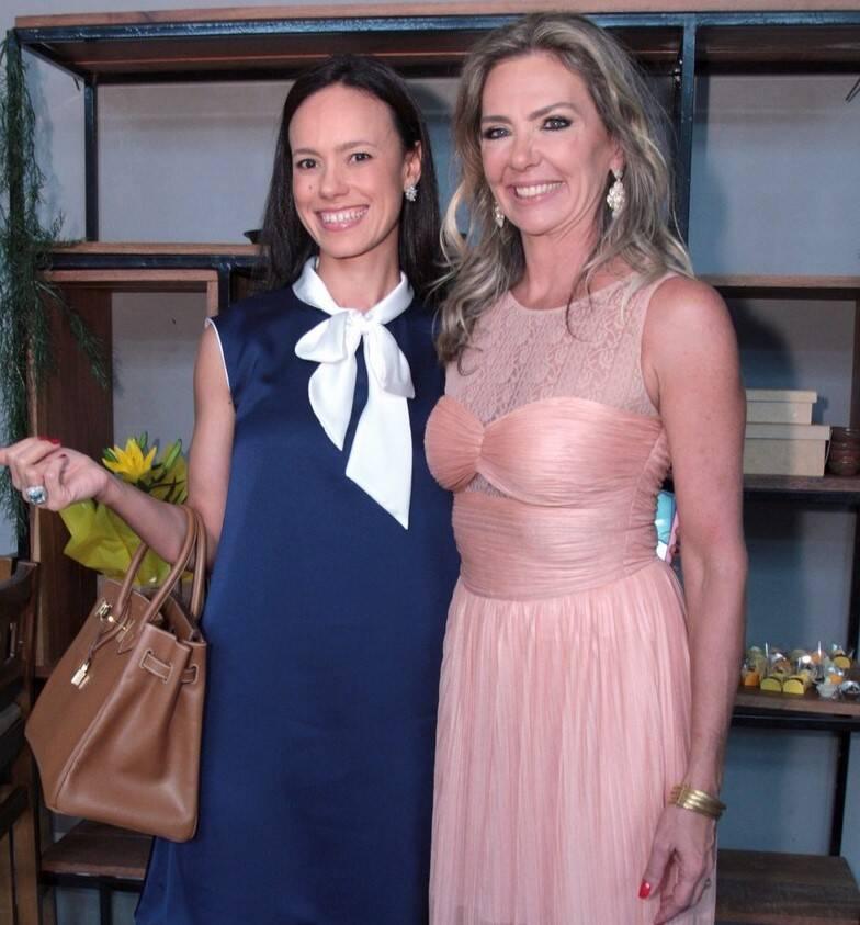 Ana Carolina Vilela e Marcia Verissimo /Foto: Vera Donato