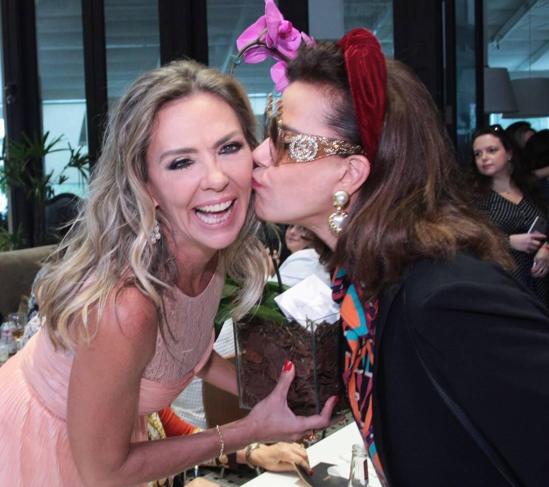 Marcia Verissimo e Narcisa Tamborindeguy /Foto: Vera Donato