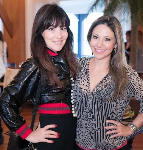 Fernanda Lynch e Alessandra Amaral