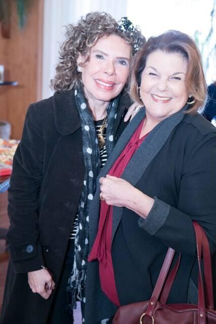 Gilsse Campos e Anna Ramalho