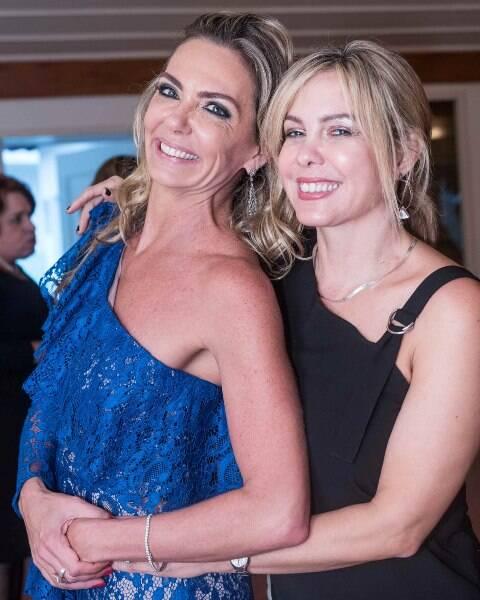 Marcia Verissimo e Mercedes Herrera