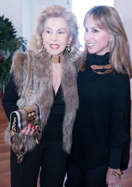 Marisa Coser e Andrea Rudge