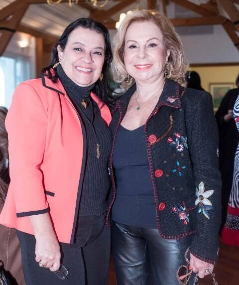 Raquel Resende e Raquel Gusmão