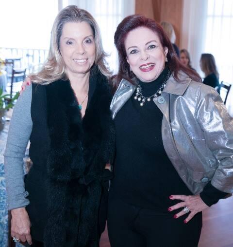 Tania Pereira e Sueli Bedran