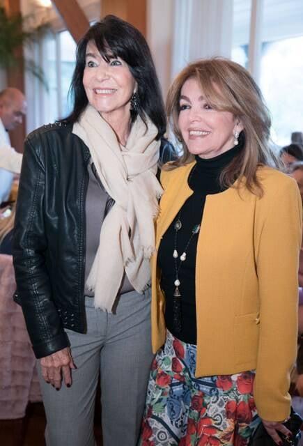 Teresa Aczel e Sonia Simonsen