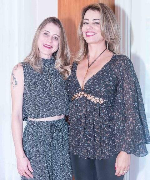 Tina Botto e Paloma Perdigão