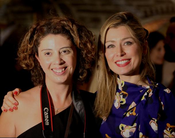 Fabiana Murano e Marina Giuberti